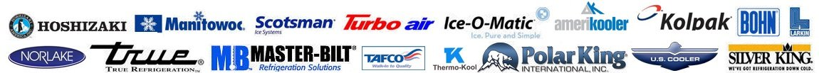 Our Commercial Refrigeration Brands