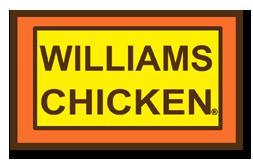 Commercial HVAC Williams Chicken Logo
