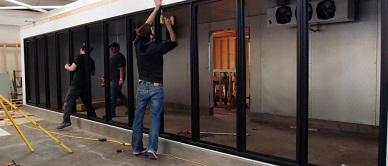 Walk-In Cooler Installation Contractor in Charleston, SC