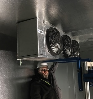Walk-In Freezer Repair